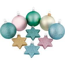 Weihnachten Tuerkis Satin Christbaumschmuck Online Kaufen Möbel Suchmaschine Ladendirektde