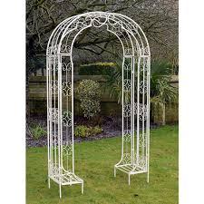barrel garden classic garden arch