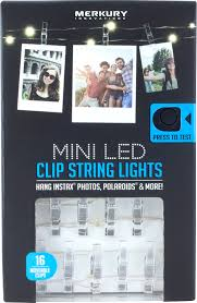 merkury innovations 15 foot mini led clip string lights mi fccb2 925 best