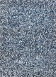 kas rugs bliss 1589 indigo ivory heather area rug