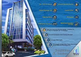 office blue. Rumah Dijual Jakarta-timur: Blue Office Tower @Halim Jakrta-Timur (hal D
