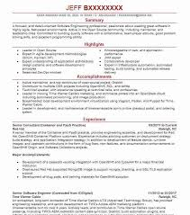 Experienced Mechanical Engineer Resume Sample Livecareer Mechanical