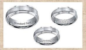 Wedding Ring Engraving Quotes Beauteous Free Ring Engraving Engravable Rings My Love Wedding Ring