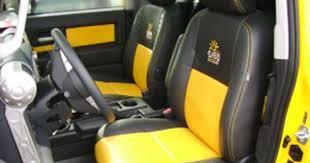 toyota fj cruiser black and yellow