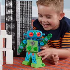 Design And Drill Robot Meccano Construction Learning Resources Design Drill Robot