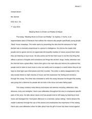 how to literature like a professor notes how to kite runner lit circles 3 pages critique