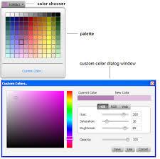 Rgba Color Chart Using Javafx Ui Controls Color Picker Javafx 2 Tutorials