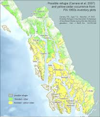 Southeast Alaska Chart Region 10 Forest Grassland Health