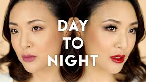 day to night makeup tutorial jen chae