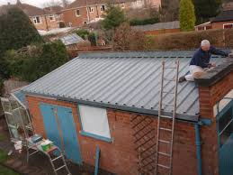 garage roof repair. asbestos roofing expert services garage roof repair e