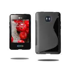 LG Optimus L1 II Tri E475 Rubberised ...