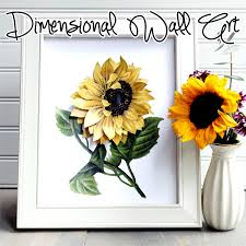 you  on diy dimensional wall art with dimensional wall art the graphics fairy