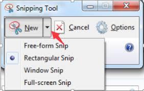 Take Screenshots in Windows 10 using Keyboard or Snipping Tool ...