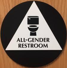 All gender bathroom – Talon