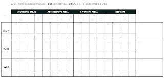 Gestational Diabetes Log Sheet Printable Blood Sugar