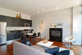 ideas for small open plan kitchen living room