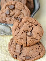 it can t get much easier than this recipe it takes so little time and the results are chocolate cake mix cookies that