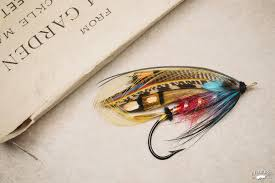 Salmon Fly Patterns Delectable Fly Tying Archive Fly Patterns