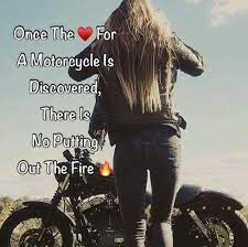 Can't wait to have the money to solve several things in my life one of  which is motorcycle safety course.... | Rider quotes, Biker love,  Motorcycle humor