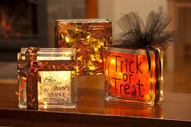 fall office decorations. Here Few More Halloween Fall Glass Block Decor Ideas Office Decorations O