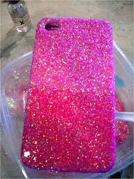 diy paint iphone diy glitter iphone case excited to try this