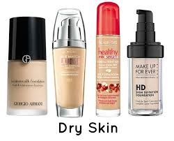 beauty guide foundation remendations for each skin type all