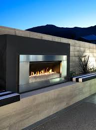 gas outdoor fireplaces gas and wood outdoor fireplaces new outdoor natural gas fireplaces canada