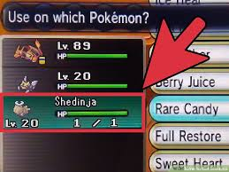 Nincada Evolution Chart Emerald How To Get Shedinja 5 Steps With Pictures Wikihow