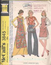 Vintage Apron Patterns Inspiration DellaJane Sewing Patterns For Aprons And Kitchen
