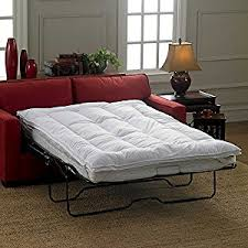Sleeper Sofa Mattress Topper-Queen by Improvements