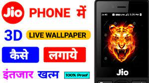 ?JIO PHONE LIVE WALLPAPER BEST TRICK ...
