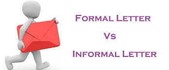 Sample Formal Letter Custom Difference Between Formal And Informal Letter With Comparison Chart