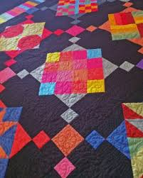 Amish With A Twist I BOM Quilt - Queen or King! & Inspired by classic Amish quilts, Amish With A Twist is a set of lessons  designed especially for the beginning quilter. The colors and finish of the  cotton ... Adamdwight.com