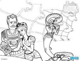 Small Picture Mermaid world king and queen coloring pages Hellokidscom