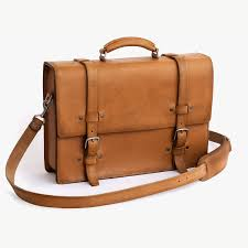 leather briefcase wsk