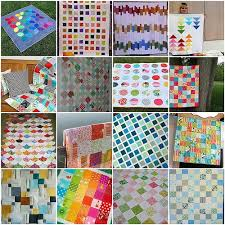 Charm Pack Quilt Ideas // 100 Quilts for Kids &  Adamdwight.com