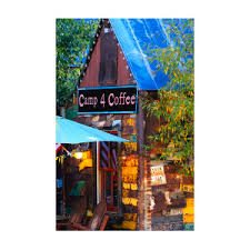 Camp 4 coffee is located in the beautiful mountain town of crested butte, colorado. Camp 4 Coffee Photograph By Bill Keiran