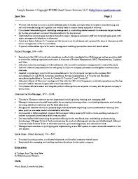 Improve my resume