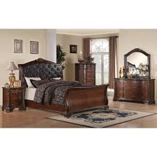 Modern Sleigh Bedroom Sets Sleigh Bedroom Sets Youll Love Wayfair