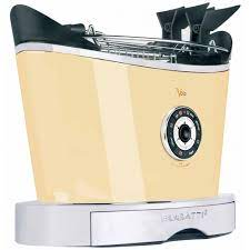 The grill, the tongs and a number of programming possibilities allow you to use. Toaster Household Appliances Volo Casa Bugatti