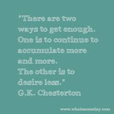 Gk Chesterton Quotes Custom Wholesome Day Quote From GK Chesterton
