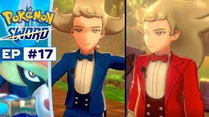 Pokemon Sword and Shield Part 17 - VS Sordward and Shielbert - YouTube
