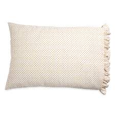 Polka Dot Pillowcases Extraordinary The Pioneer Woman Polka Dot Ruffle Pillowcase Set Walmart