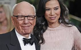 Wendi Deng's 'love note for Tony Blair' published