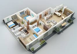 one floor home layout 20