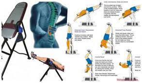 table works how does a back pain inversion therapy table work