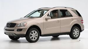 What new suv should you buy? 2009 Mercedes Benz M Class