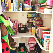 kids toy closet organizer. Professional Organizer Kids Toy Closet. Organized Closet O