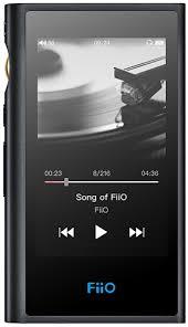 Hi-Fi плеер M9 Black - купить <b>MP3</b>-<b>плеер FiiO M9</b> Black по ...