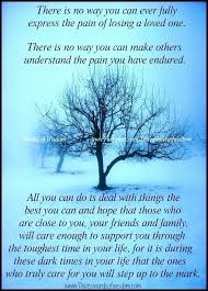 Positive Quotes For Loss Of A Loved One
